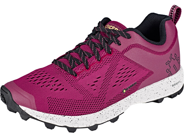 Icebug DTS5 RB9X Zapatillas Mujer, hibiscus/black